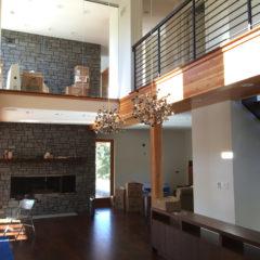 Saratoga Residential Architect Designs Modern, Green Farmhouse