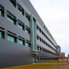 GE Battery Plant – Office Design by Schenectady, NY Architect