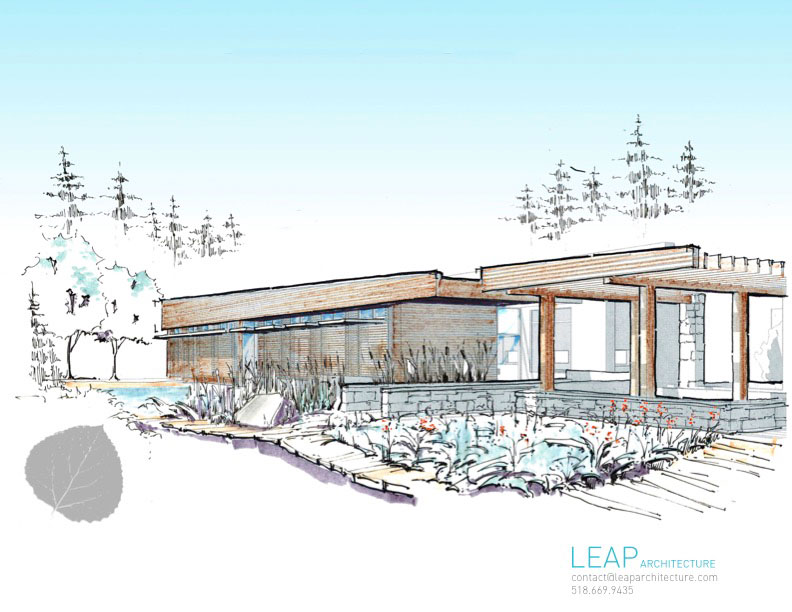 Commercial Archives LEAP Architecture - Sustainable architecture design
