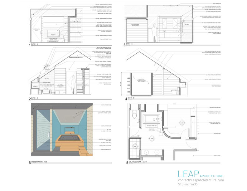 Design Process - What Does an Architect Do? - LEAP Architecture