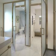 Smart Bathroom Renovation As Featured on Houzz