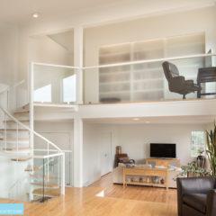 Modern Master Suite – Interior Renovation