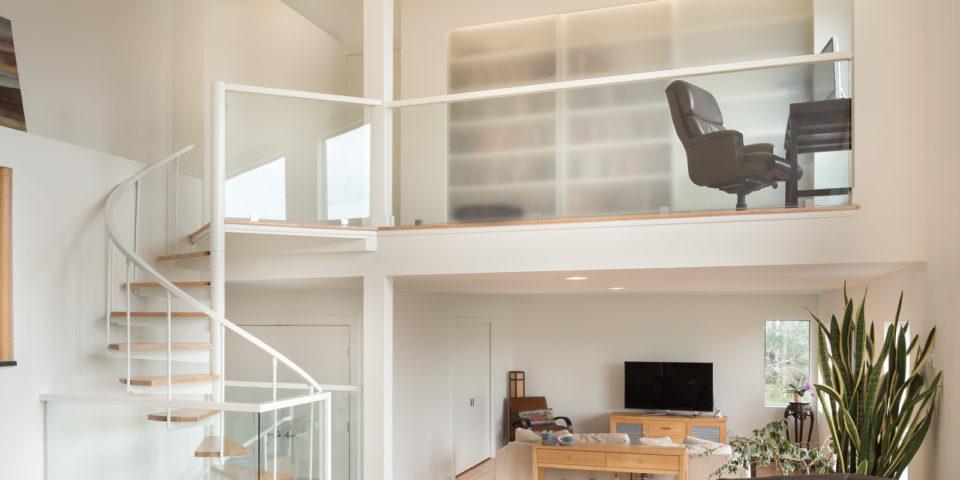 Modern Master Suite modern master suite - interior renovation - leap architecture