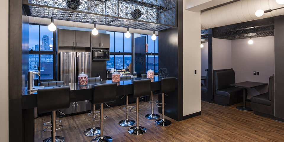 CapCity Coworks - Shared Workspace at 11 N  Pearl - LEAP